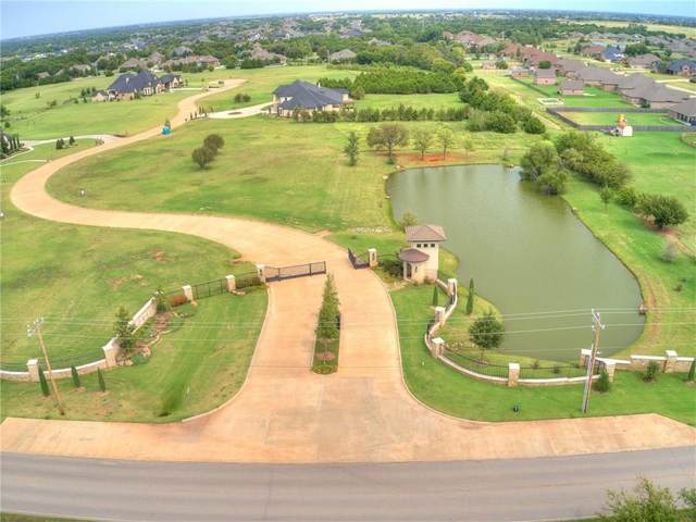 21005 Cortona Drive, Edmond, OK 73012 (MLS #909355) :: Homestead & Co