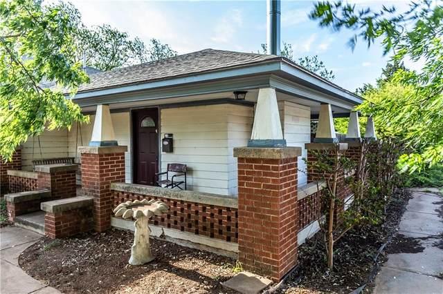 400 N Bryan Street, Weatherford, OK 73096 (MLS #909365) :: Homestead & Co