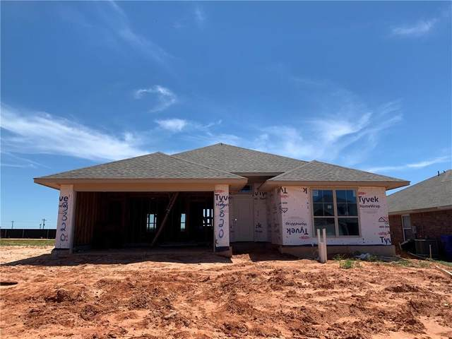 3820 Abingdon Drive, Norman, OK 73026 (MLS #909394) :: Homestead & Co