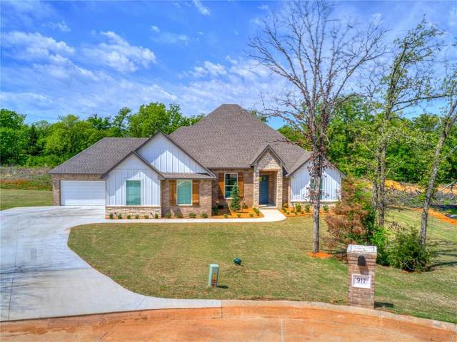 917 Reedser Way, Choctaw, OK 73020 (MLS #909419) :: Homestead & Co