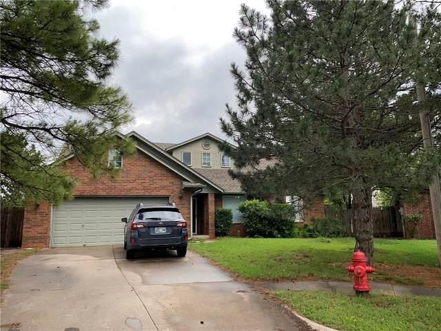 1200 Pine Valley, Edmond, OK 73012 (MLS #909550) :: Keri Gray Homes