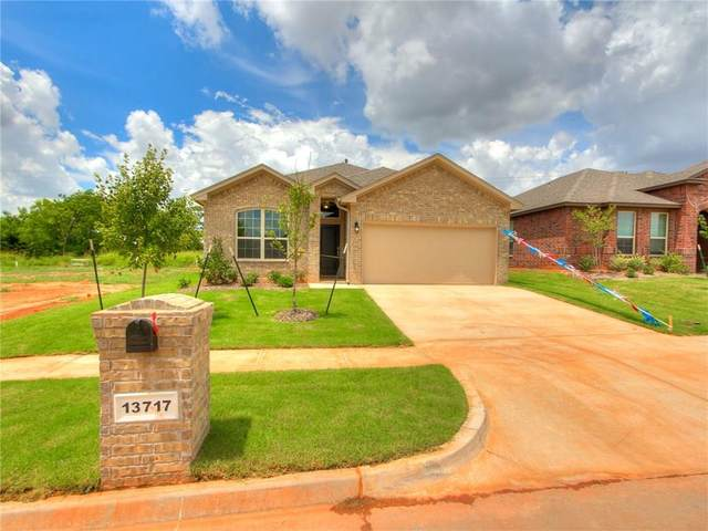 13717 The Brook Boulevard, Piedmont, OK 73078 (MLS #909588) :: Erhardt Group at Keller Williams Mulinix OKC