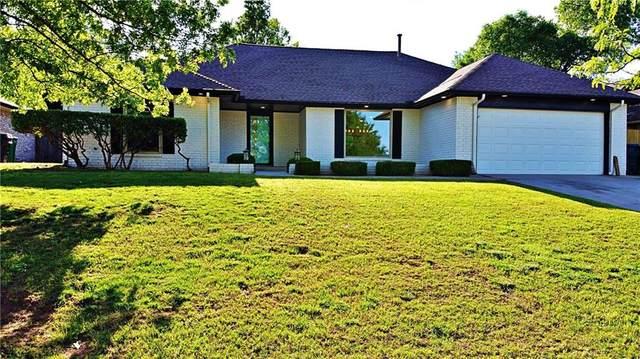 13517 Pinehurst Road, Oklahoma City, OK 73120 (MLS #909611) :: Keri Gray Homes