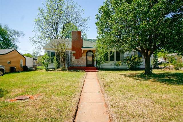 432 Mcarthur Boulevard, Elk City, OK 73644 (MLS #909652) :: Homestead & Co