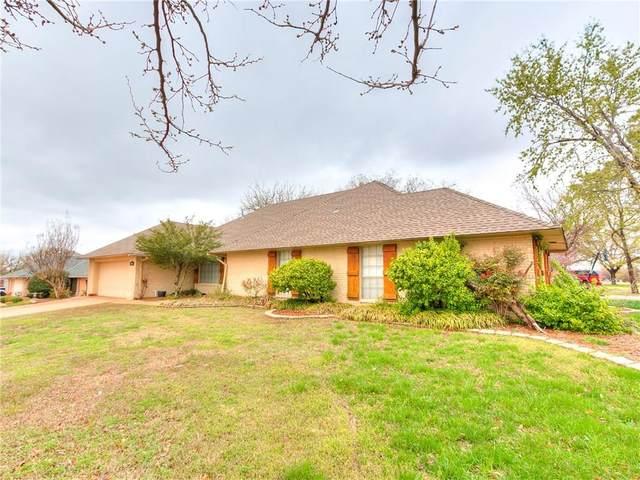 4001 Cherry Hill Lane, Oklahoma City, OK 73120 (MLS #909889) :: Keri Gray Homes