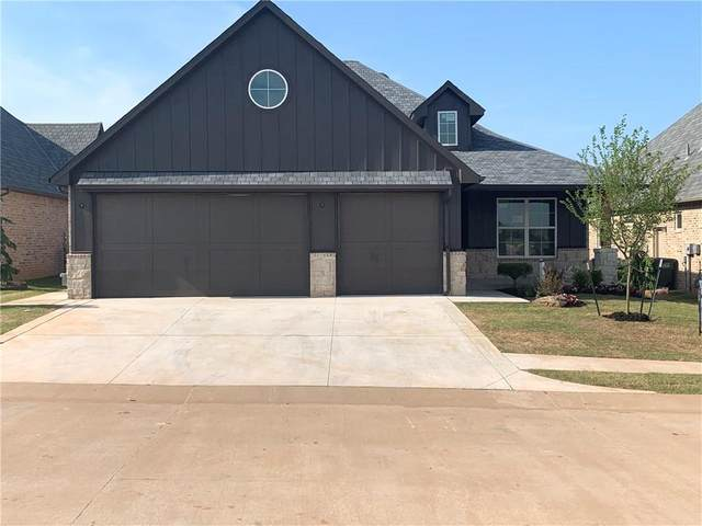 209 Pont Mirabeau Circle, Edmond, OK 73034 (MLS #910069) :: Homestead & Co