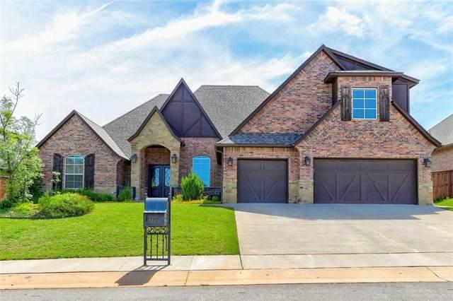 4700 Stampede Drive, Edmond, OK 73034 (MLS #910089) :: Homestead & Co