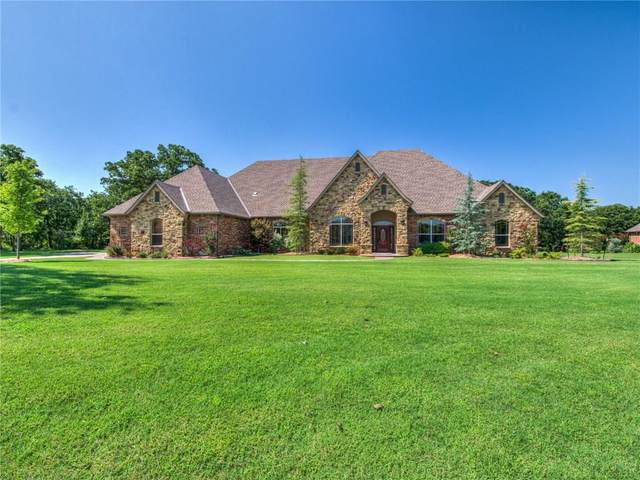 4025 Newburg Drive, Choctaw, OK 73020 (MLS #910304) :: Homestead & Co