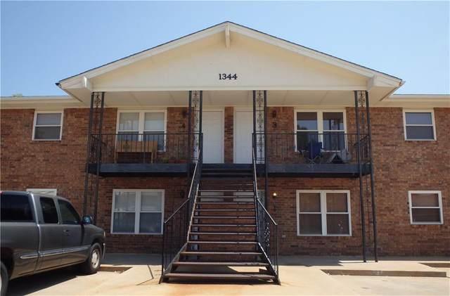 1344 Meadow Lane, Weatherford, OK 73096 (MLS #910306) :: Keri Gray Homes