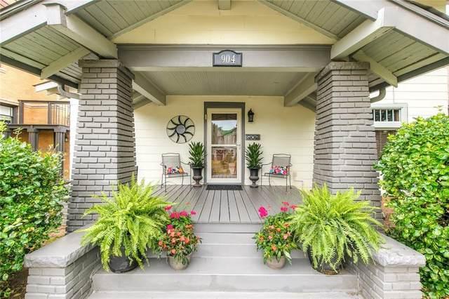 904 NW 19th Street, Oklahoma City, OK 73106 (MLS #910339) :: Homestead & Co