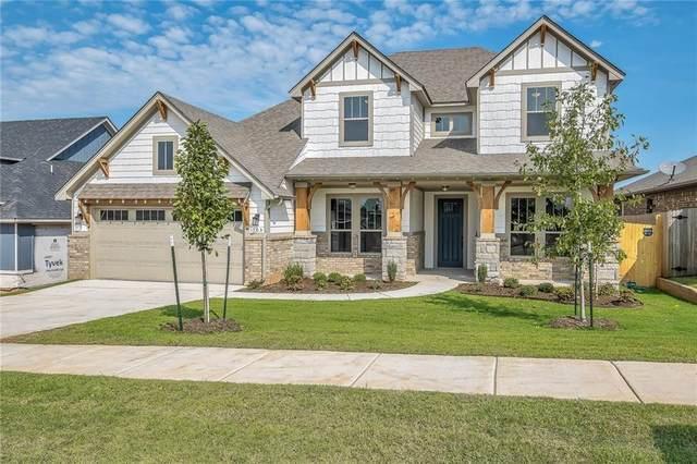 705 Carolyn Ridge Road, Norman, OK 73071 (MLS #910830) :: ClearPoint Realty