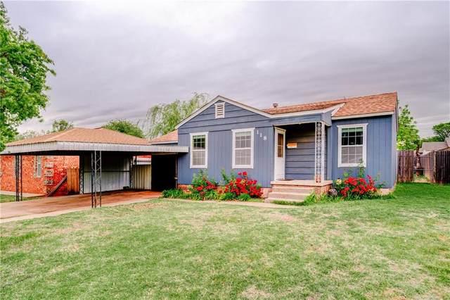 118 Thornton Lane, Elk City, OK 73644 (MLS #910862) :: Homestead & Co