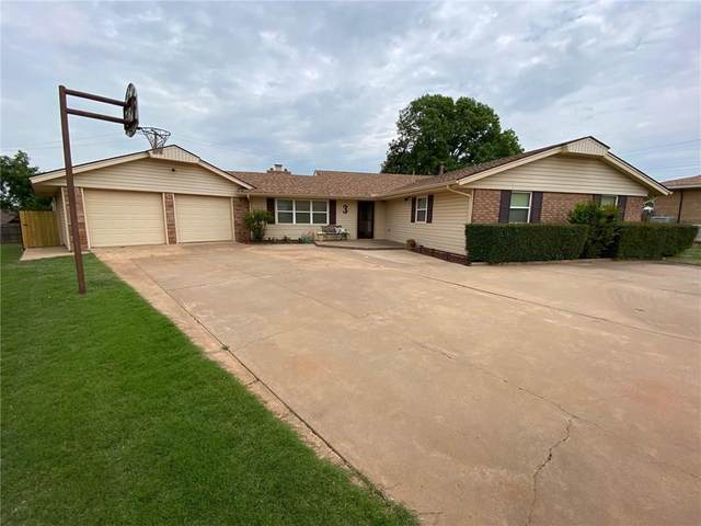 3 Meadowlark, Kingfisher, OK 73750 (MLS #910961) :: Homestead & Co