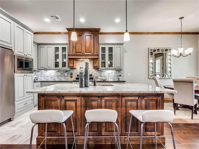 1325 Lemon Ranch Road, Edmond, OK 73034 (MLS #910980) :: Homestead & Co