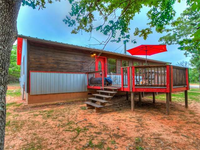 1800 Canyon Run, Meridian, OK 73085 (MLS #911108) :: Homestead & Co