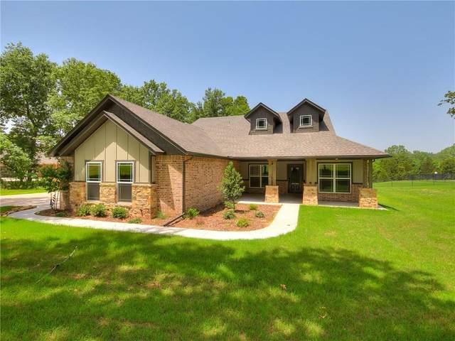 5713 Asheville Way, Choctaw, OK 73020 (MLS #911232) :: Homestead & Co