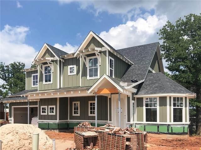 3724 Rodkey Mill Circle, Edmond, OK 73034 (MLS #911360) :: Homestead & Co