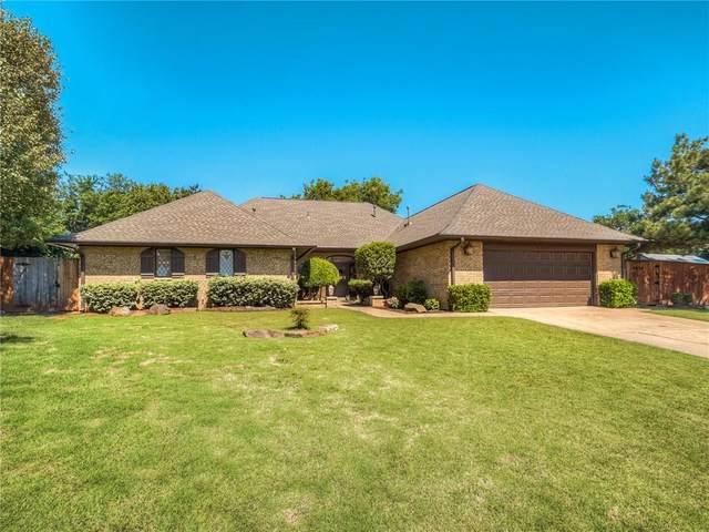 4020 Spyglass Road, Oklahoma City, OK 73120 (MLS #911452) :: Homestead & Co