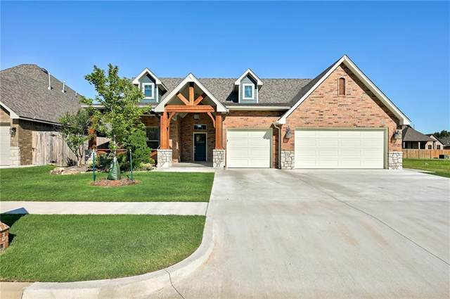 2709 Crystal Creek Drive, Oklahoma City, OK 73099 (MLS #911715) :: ClearPoint Realty