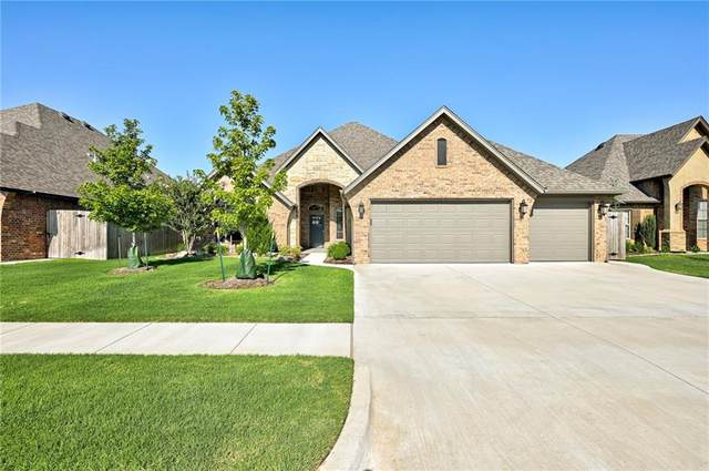 2605 Crystal Creek Drive, Oklahoma City, OK 73099 (MLS #911720) :: ClearPoint Realty