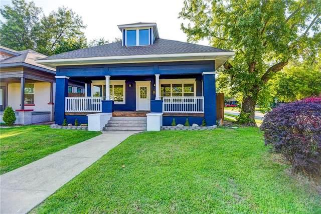1629 N Klein Avenue, Oklahoma City, OK 73106 (MLS #911733) :: Homestead & Co