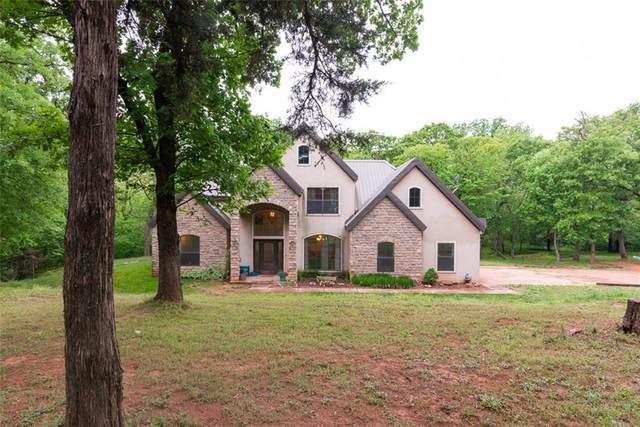 7106 S Prairie Road, Stillwater, OK 74074 (MLS #911743) :: Homestead & Co