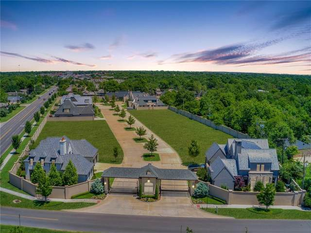8413 Stonehurst Court, Oklahoma City, OK 73120 (MLS #911745) :: KG Realty