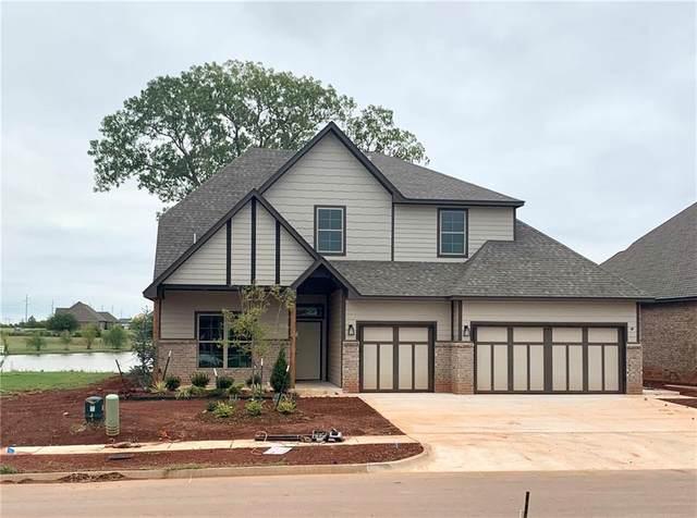 16400 Water Stone Way, Edmond, OK 73013 (MLS #911943) :: Keri Gray Homes