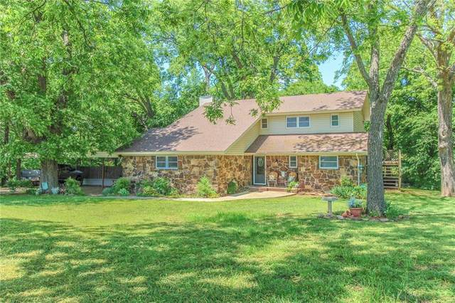 905 Feland Drive, Purcell, OK 73080 (MLS #911979) :: Homestead & Co