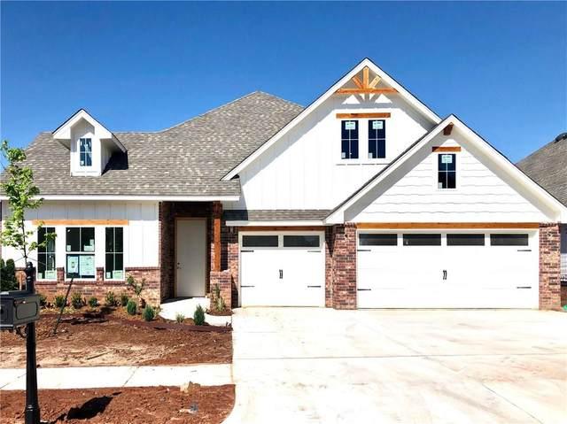 18717 Clearview Way, Edmond, OK 73012 (MLS #912094) :: Homestead & Co