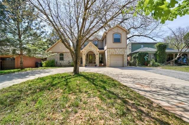 1102 NW 55th Street, Oklahoma City, OK 73118 (MLS #912158) :: Homestead & Co