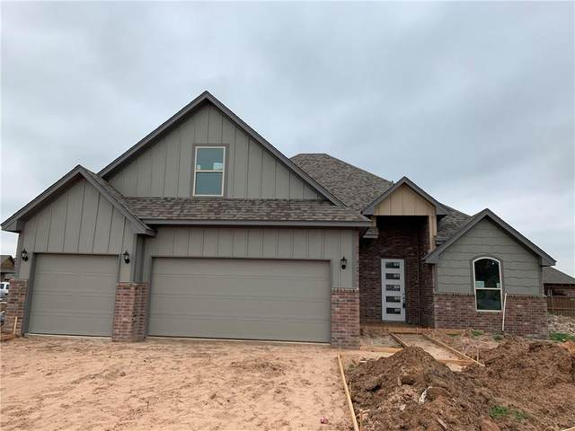 11201 Eagle Court, Yukon, OK 73099 (MLS #912531) :: Homestead & Co