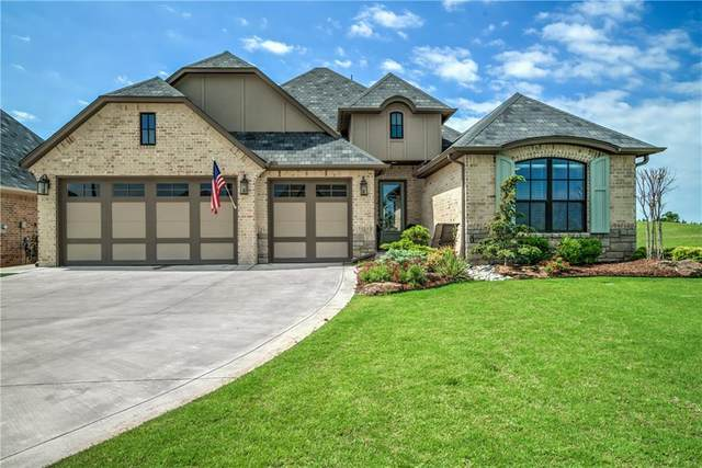 100 Pont Julienn Court, Edmond, OK 73034 (MLS #912609) :: Homestead & Co