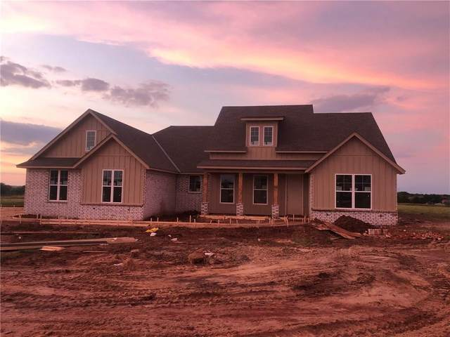 10056 Woodland Way, Oklahoma City, OK 73025 (MLS #912741) :: Homestead & Co