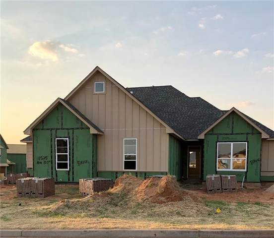 11525 NW 107th Street, Yukon, OK 73099 (MLS #912771) :: Keri Gray Homes