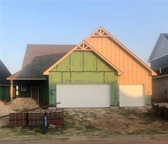 11508 NW 107th Street, Yukon, OK 73099 (MLS #912781) :: Keri Gray Homes