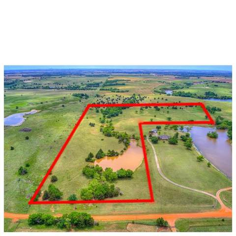 17765 W Triplett Rd (29Ac), Cashion, OK 73016 (MLS #912783) :: Homestead & Co
