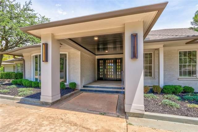 1637 Queenstown Road, Nichols Hills, OK 73116 (MLS #912985) :: Keri Gray Homes