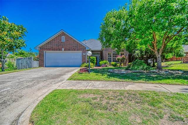 4501 Robin Ridge Drive, Norman, OK 73072 (MLS #913053) :: Homestead & Co