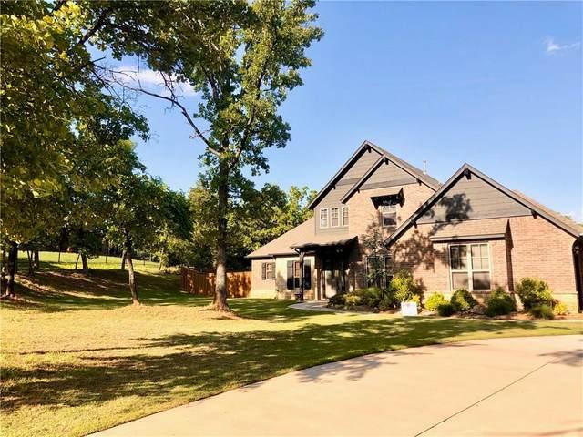 15600 Arbor Meadows Ln, Oklahoma City, OK 73165 (MLS #913107) :: Homestead & Co