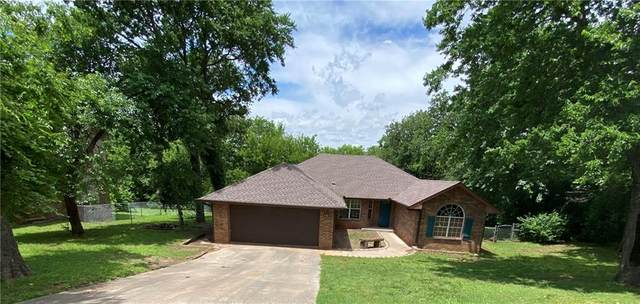 127 Tanglewood Drive, Pauls Valley, OK 73075 (MLS #913190) :: Homestead & Co