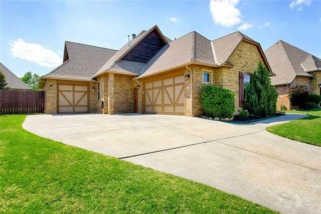 17405 Parkgrove Drive, Edmond, OK 73012 (MLS #913210) :: Homestead & Co