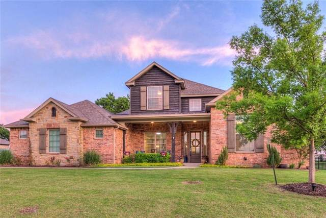 4408 SW 129th Street, Oklahoma City, OK 73173 (MLS #913242) :: Homestead & Co