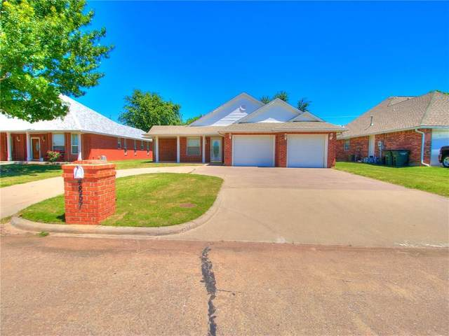 4857 Del Aire Drive, Del City, OK 73115 (MLS #913386) :: Homestead & Co