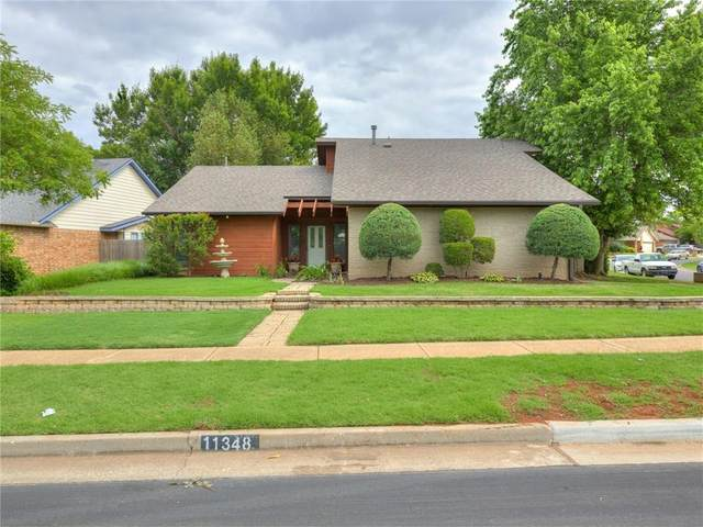 11348 Windmill Place, Oklahoma City, OK 73162 (MLS #913392) :: Homestead & Co