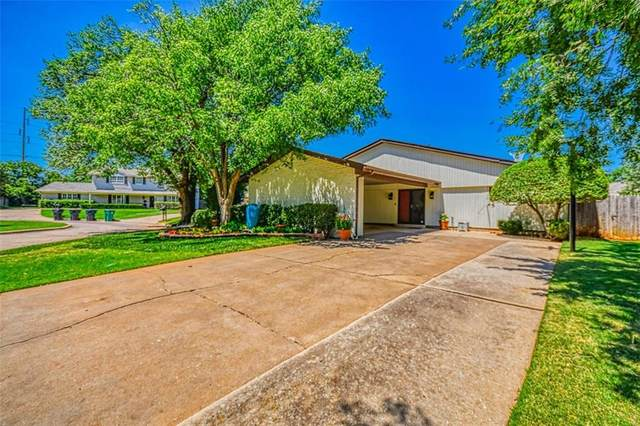 10909 Redbud Lane, Oklahoma City, OK 73120 (MLS #913447) :: Erhardt Group at Keller Williams Mulinix OKC