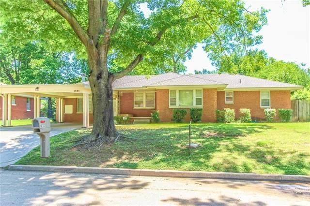 1621 Rosemont Drive, Norman, OK 73072 (MLS #913516) :: Homestead & Co