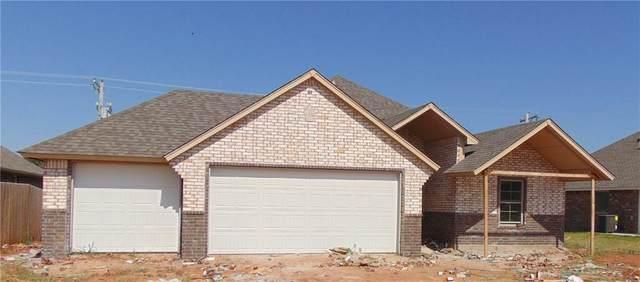 1208 N Taylor Way, Mustang, OK 73064 (MLS #913689) :: Homestead & Co