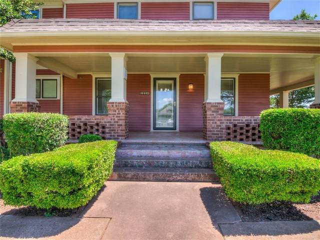 125 W Kansas Street, Okarche, OK 73762 (MLS #913774) :: Homestead & Co