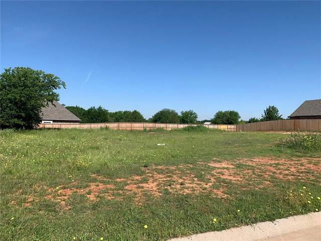 1100 Siena Springs Drive, Norman, OK 73071 (MLS #913828) :: Homestead & Co